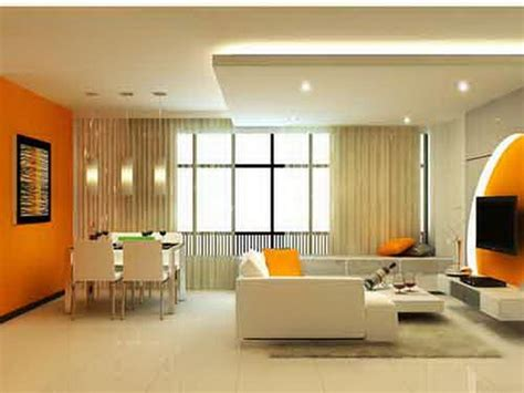 Wall Paint Ideas For Living Room Living Room Orange Ideas Simple Home Decoration Tips