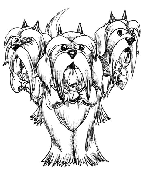 coloring pages of shih tzu dogs cute shih tzu coloring pages coloring pages