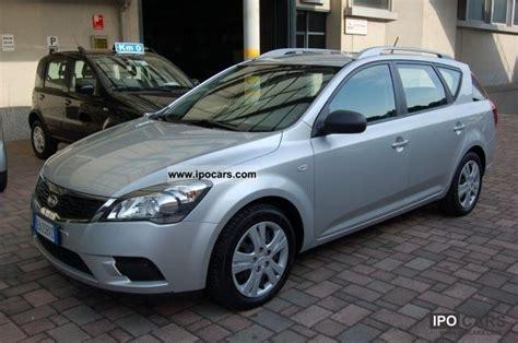 Kia Sp 2010 Kia Ceed Sw Sp Wag Cee D 4 1 90cv Lx 2010 Car