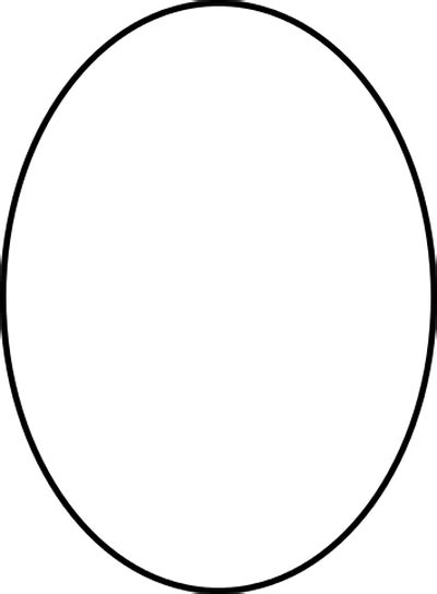Clipart Oval