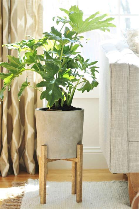 west elm knock  mid century planter   saved