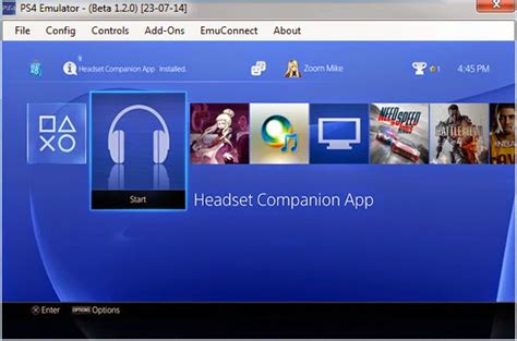 ps4 emulator beta 1 2 0 play ps4 games on your pc