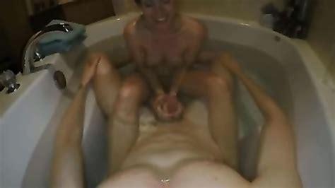 wild xxx hardcore hot tub wife handjob
