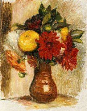 hutte bouquet d or hutte de paille sous les palmiers aquarelle de paul gauguin
