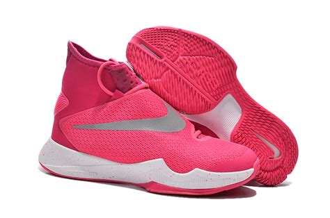 pink and white basketball shoes various authentic womens nike basketball shoes on sale