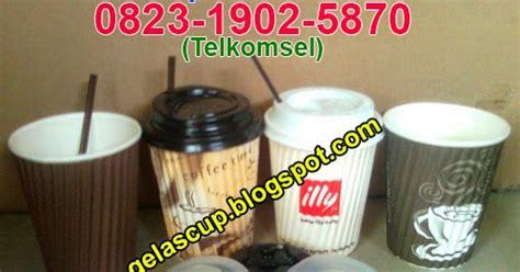 Es Teler 30ml gelas cup murah gelas kertas untuk kopi paper cup