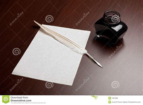 Tinta Paper canilla tinta y papel foto de archivo imagen de met 225 lico