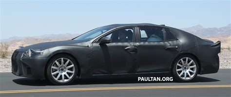 Next Lexus Ls by Spyshots Lexus Ls Next Luxury Sedan Spotted Image