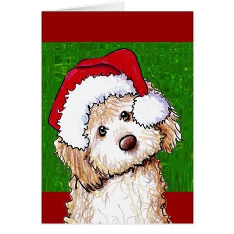 santa on doodle phantom santa doodle card zazzle