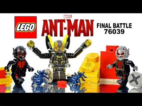 Lego Marvel Comics Yellow Jacket Ant Series Bootleg lego the flash 2014 cw s the flash tv series knockoff