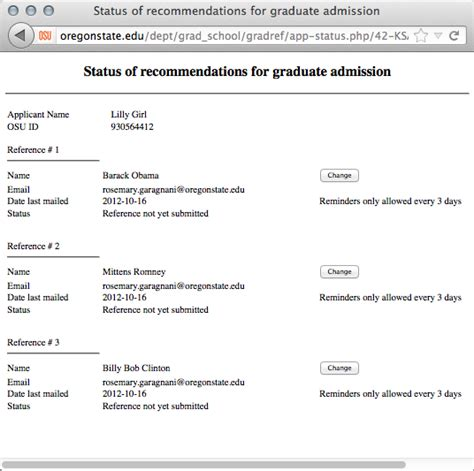 Of Oregon Mba Deadlines by Graduate Admissions Application Overview