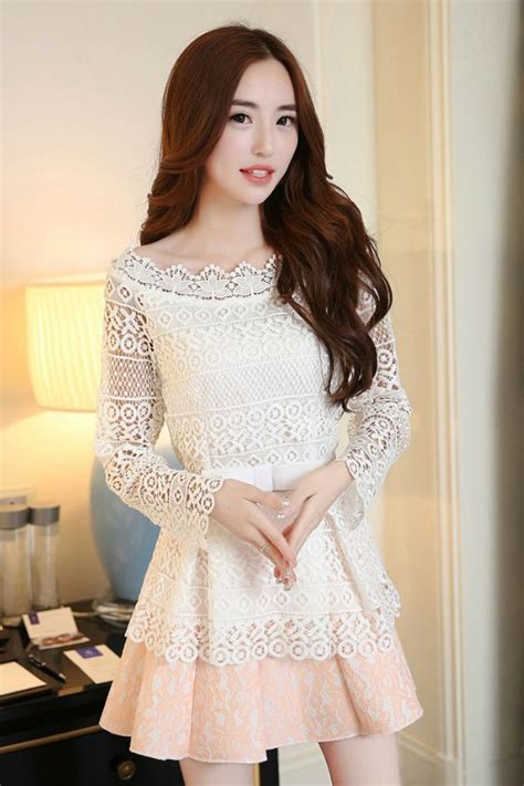 Gres Top Fashion Wanita Lengan Terompet Cantik Blouse Polos Oz dress korea baju korean rachael edwards