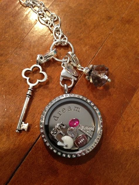 Origami Owl Braclet - alabama origami owl necklace let me help make your