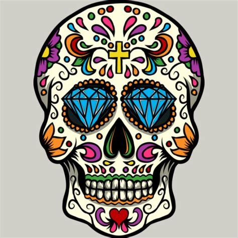 mexican skull t shirt fancy tshirts com