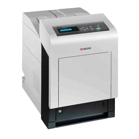 Printer Kyocera kyocera fs c5350dn color printer refurbexperts