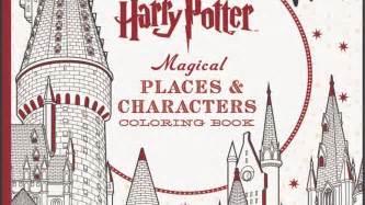 in arrivo altri libri da colorare di harry potter