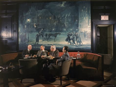 oak room plaza hotel the oak room restakes its claim with manhattan s elite huffpost