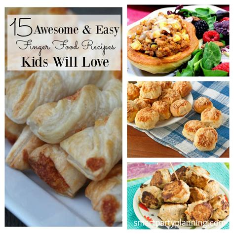 easy finger foods for 15 awesome easy finger food recipes will