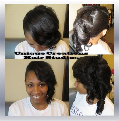 hair salons for black females with alopecia in chicago atlanta natural hair salon unique creations hair loss