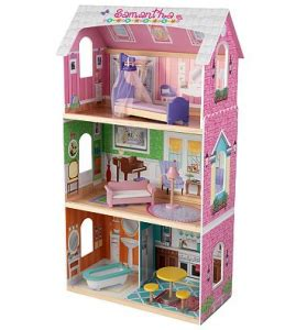 3 story dollhouse kidkraft 3 story doll house 44 99 was 129 99
