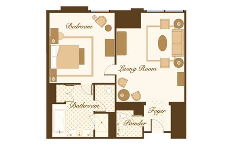 bellagio hotel room layout bellagio las vegas room floor plan home flooring ideas