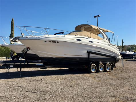 lake pleasant az boats for sale 2002 sea ray 280 sundancer power boat for sale www