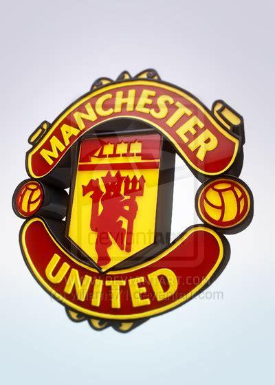 Manchester United Custom Logo 3 manchester united fc logo 3d logo brands for free hd 3d