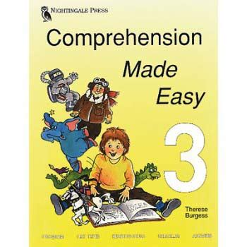 Made Easy 3 Textbook comprehension made easy book 3 workbook comprehension school office supplies