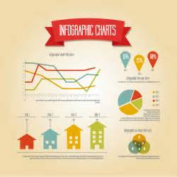 infographics charts vector free vector graphic download