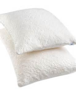 tempur pedic comfort foam pillow