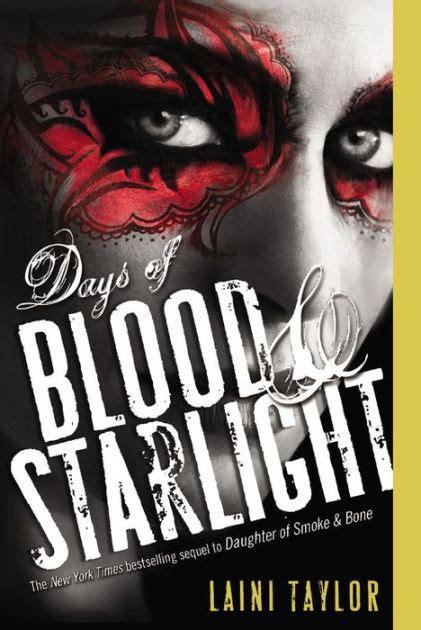 visionary x starlight earthala series books days of blood and starlight of smoke and bone