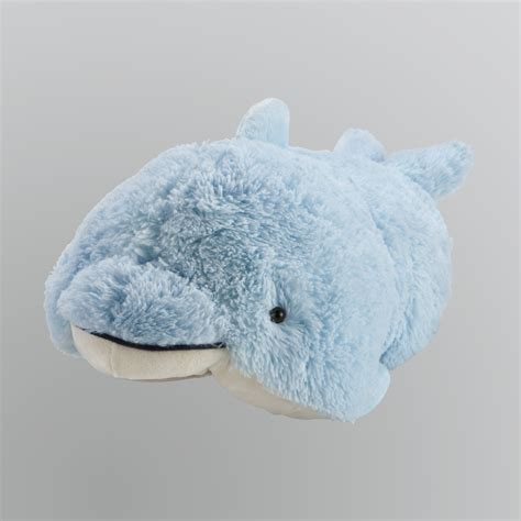 Pillow Pet Dolphin by As Seen On Tv Dolphin Pillow Pet
