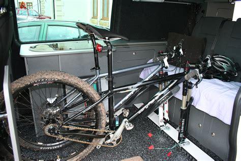 Van Bike Rack Interior Lovequilts
