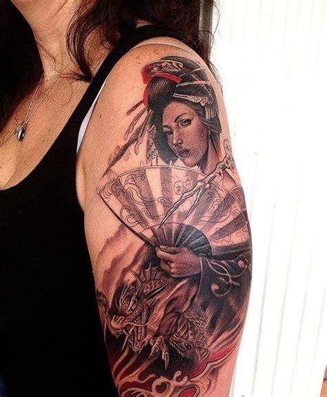 tattoo geisha nhat ban top 30 h 236 nh xăm geisha c 244 g 225 i nhật đẹp nhất blog h 236 nh