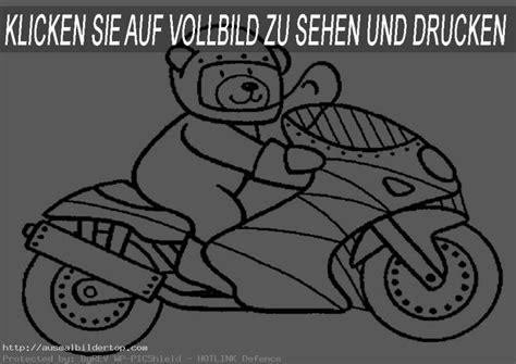 Motorrad Bilder Zum Ausdrucken by Motorrad 4 Ausmalbilder Top