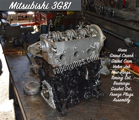 mitsubishi minicab engine mitsubishi minicab 3g81 remanufactured engine engine