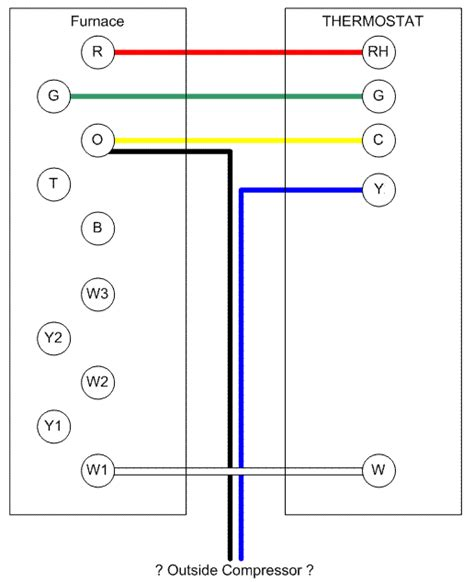 trane heat wiring diagram schematic trane free