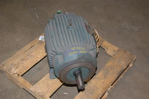Electric Motor Rebuild by Rebuilt Reliance 10hp Electric Motor 2maf46317 Frame 256ty