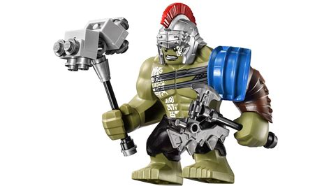Lego Thor thor ragnarok gets the lego set treatment