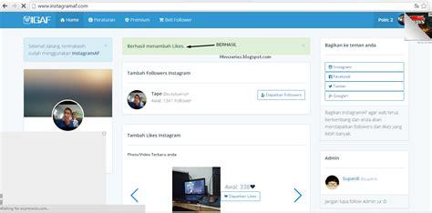 membuat phising instagram cara menambahkan followers like instagram hinx series