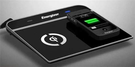 on energizer qi inductive charging pad cnet