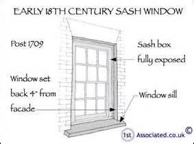 Windowsill Meaning Charles Brooking The 1709 And 1774 Building Act
