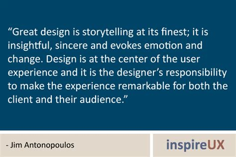 design is storytelling great design is storytelling at its finest inspireux