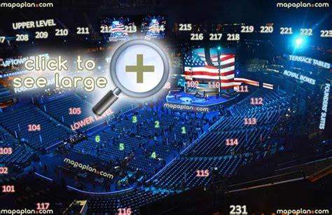 Square Bon Jovi 2 Bk time warner arena seating chart 3d mohegan sun arena