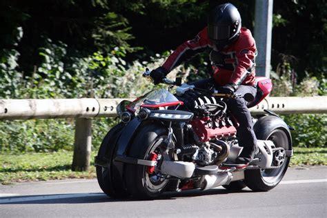 lazareth lm 847 lazareth lm 847 a v8 engine powered motorcycle