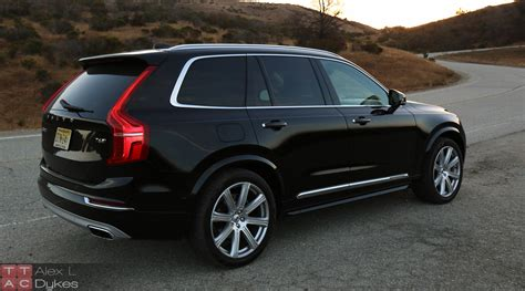2016 Volvo Xc90 T6 Awd Review Sweden S New King Video