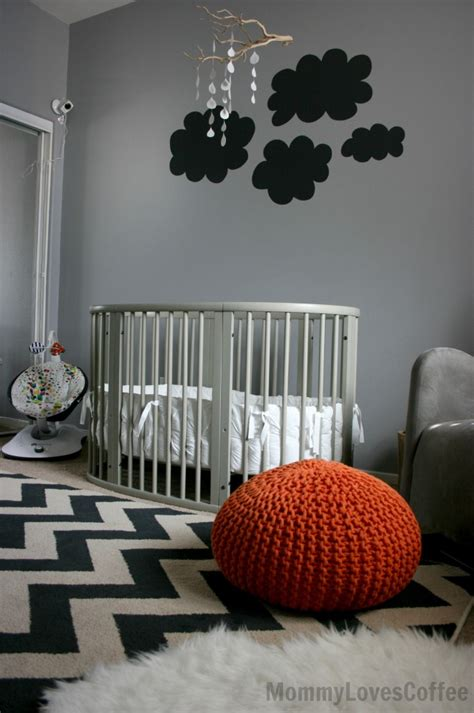 two tone furniture trend project nursery quinn s stokke sleepi inspired nursery project nursery
