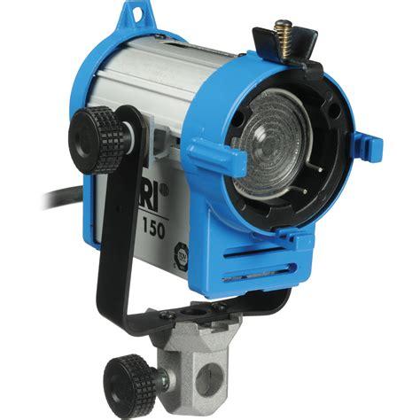 tungsten light bulbs for photography arri 150 watt tungsten fresnel light 120vac l1 79360 a b h