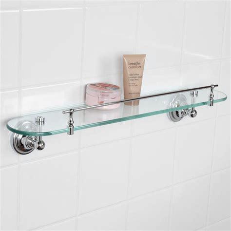 Bathroom Accessories Glass Shelf Holliston Tempered Glass Shelf Bathroom Shelves Bathroom Accessories Bathroom