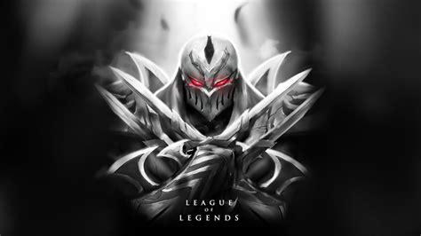 imagenes de navidad lol fondo de pantalla league of legends zed hd